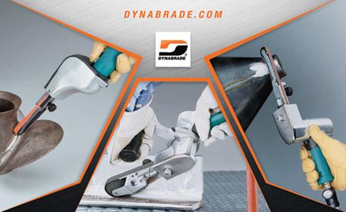 DYNABRADE Abrasive Belt Tools