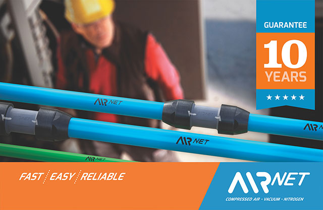 AIRnet Quality Piping Solution