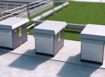 ZS (VSD) serija- Bezuljne rotacione duvaljke za komprimovani vazduh<br /> <br />