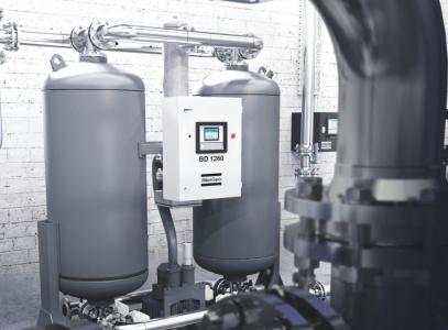 Desiccant Air Dryer Range