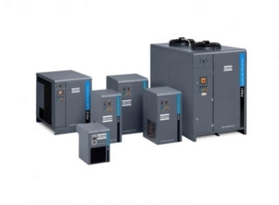 FX Industrial Refrigerant Air Dryers for Compressors