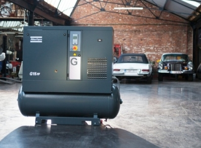 G (VSD) & GX Oil-injected Screw Compressors