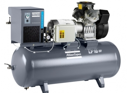 LF Oil-free Aluminum Piston Compressors