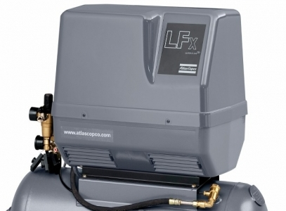 LFx Compact Oil-free Piston Compressors