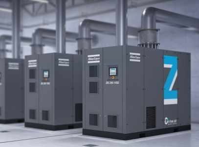 ZB VSD Oil-free Centrifugal Air Blowers