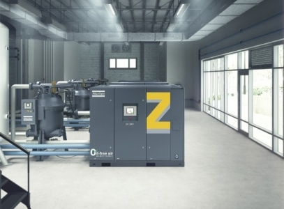 ZH 350+ Oil-free High-speed Drive Centrifugal Compressors