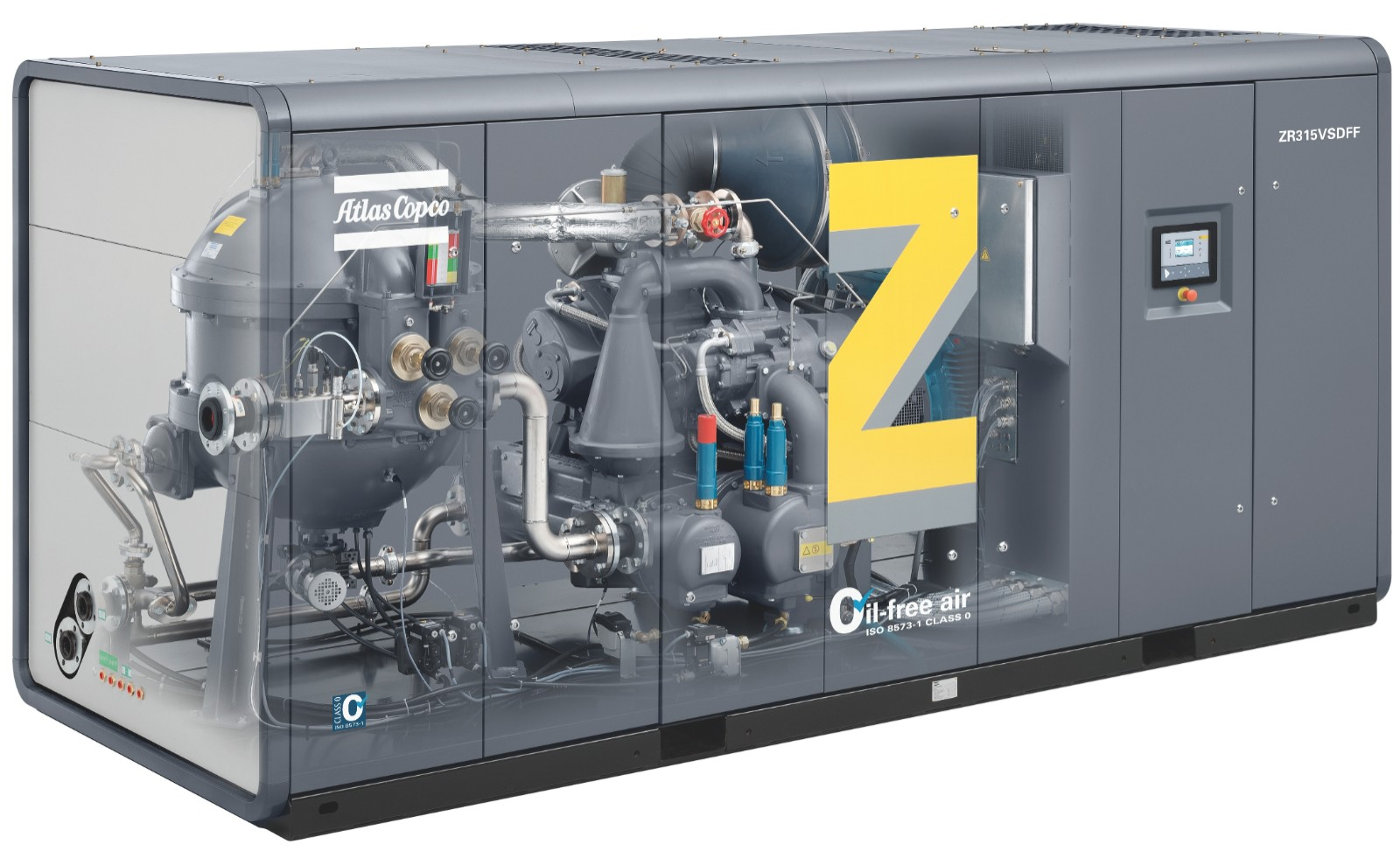 zr zt rotary tooth and screw compressors aertechnik. Black Bedroom Furniture Sets. Home Design Ideas