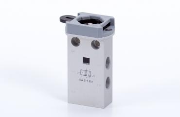 Hafner 5/2 way valve for manual actuation elements - BA-511-1