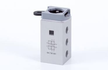 Hafner 7/3-way valve - BA-730-1