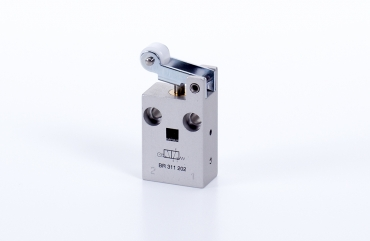 Hafner 3/2 way roller lever valve - BR-311-2