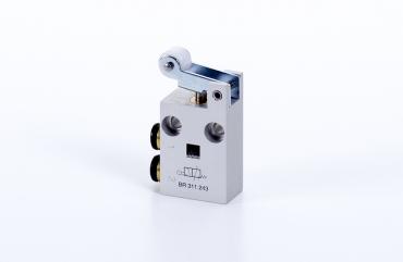 Hafner 3/2 way roller lever valve - BR-311-3