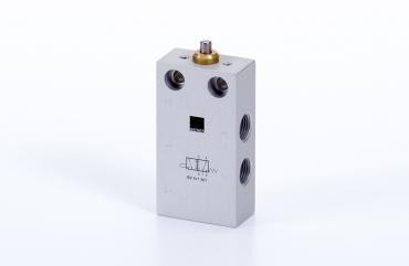 Hafner 5/2 way stem actuated valve - BV-311-1