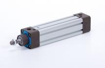 Hafner flat profile cylinder ISO 15552 - DIL
