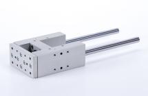 Hafner guide unit for profile cylinders ISO 15552 - DHG