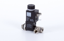 Hafner 3/2-way direct acutated in-line valve - MX-311-019