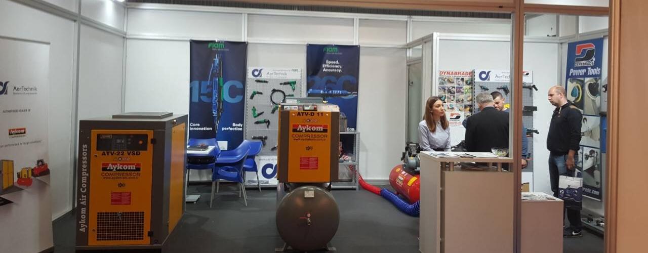 AerTechnik on Belgrade Furniture Fair 2017