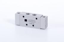 Hafner 5/3 way in-line valve - P-531-1