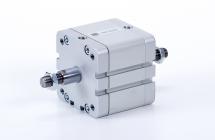 Hafner compact ISO 21287 cylinder - VBF