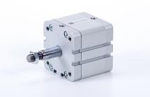 Hafner compact ISO 21287 cylinder - VEFV